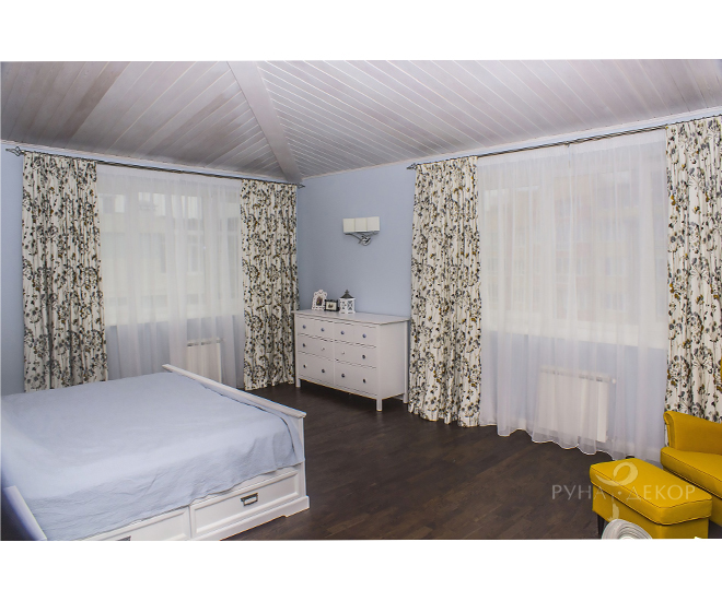 Оформление гостевой комнаты